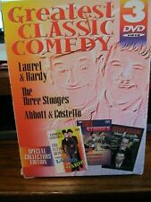 Greatest Classic Comedy (DVD, 1999, 3-Disc Set)
