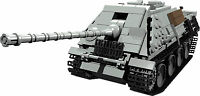 CUSTOM building INSTRUCTION WW2 JAGDPANTHER TANK to build out of LEGO® parts
