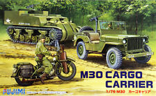 """Fujimi SWA15 Special World Armor """"M30 Cargo Carrier"""" 1/76 scale kit"""