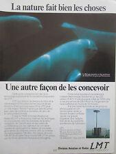 12/1977 PUB LMT BOULOGNE BILLANCOURT AVIATION RADAR BELUGA DETECTION SYSTEM AD