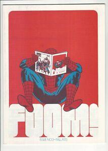 FOOM #3 * Jim Steranko Infinity Cover * All Spider-Man Issue * Unread Near Mint