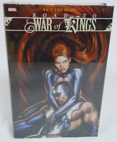 Road to War of Kings Prelude Omnibus Marvel Comics HC New Factory Sealed $125