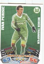 Match Attax - Ivan Perisic - VFL Wolfsburg - 2013