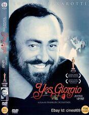Yes, Giorgio (1982, Franklin J. Schaffner) DVD NEW