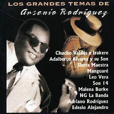 ARSENIO RODR¡GUEZ - LOS GRANDES TEMAS DE ARSENIO RODRIGUEZ (NEW CD)
