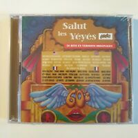 SALUT LES YEYES ♦ New REMASTERED 2x CD ♦ THE SHADOWS, TOKENS, CHAUSSETTES NOIRES
