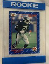 Raghib Rocket Ismail ROOKIE RC COWBOYS PANTHERS RAIDERS Notre Dame