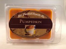 Pumpkin Souffle 2.5oz Soy Wax Melts Pumpedkin Scent One Package Dessert