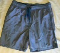 Mens Billabong Shorts Light Blue Size 30 Swim Board Beach Summer