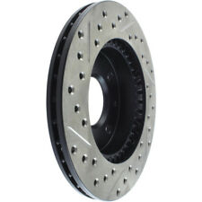 Left StopTech 227.42061L Select Sport Drilled /& Slotted Rotor