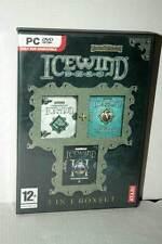 ICEWIND DALE 3 in 1 BOXSET USATO OTTIMO STATO PC DVD VERSIONE ITALIANA ML3 49381