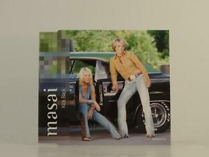 MASAI KICK BACK (H1) 4 Track CD Single Picture Sleeve CONCEPT
