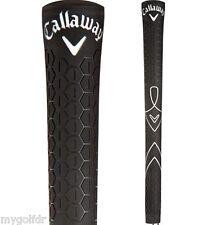 Callaway Golf Grips CGI Universal MENS .610 Ribbed BLK/SILVER Fits All Callaway