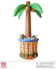 Kinderbadespaß Aufblasbare Palme mit Kokosnüssen für Hawaii-Hula-Tiki-Party-Dekoration