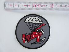 U.S. Army WWII 508th Parachute Infantry regimiento shoulder Patch-Red Devils wk2