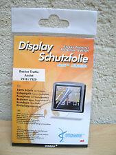 Display-Schutzfolie für mobilen Navigationsgerät Becker Traffic Assist7916/7929