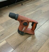 Hilti Rotary Hammer Te 4 A22 Compact Amp Cordless Free Shipping