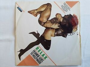 """Frankie Goes To Hollywood - Relax - 7"""" Vinyl Single"""