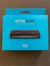 BRAND NEW - Factory Sealed Amazon Echo Auto Smart Assistant and Vent Mount