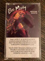 Bob Marley Reggae Roots Cassette Tape