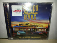 HODOO RHYTHM DEVILS - LIVE OLD WALDORF, SAN FRANCISCO '77 - CD