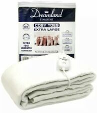 Dreamland 16157 Starlight Cosy Toes Electric Heated Under Blanket - King Size XL