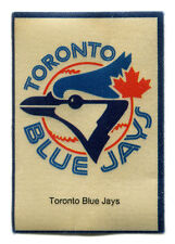 "1970'S TORONTO BLUE JAYS MLB BASEBALL 7-11 STORE 3"" PATCH"