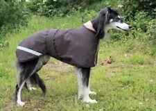 "Greyhound Extreme Waterproof Dog Coat Brown 51cm (20"")"