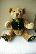 "Harrods Knightsbridge, Jointed Teddy Bear, 150 Years 1849-1999, 18"" Tall"
