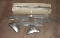 Peugeot 207 Aluminium Exterior Trim Kit Part Number 1607385380