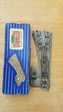 Hornby Dublo ISPL Isolating Switch Points Left Hand OO Gauge Boxed