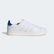 Zapatos adidas EG3775 Neo Advantage Blanco Azul Hombre Piel Originales Nuevos