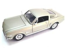 1/18 FORD MUSTANG 1965 SOLIDO DIECAST COCHE METAL ESCALA