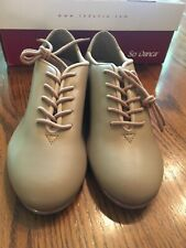 NIB So Danca TA05 Tan Lace Up Tap Shoe Size M 4