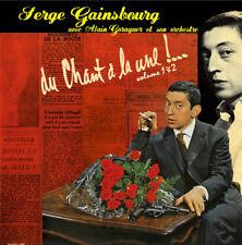 Serge Gainsbourg - Du Chant A La Une 1 & 2 [New Vinyl LP]