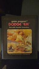 DODGE 'EM - GAME FOR ATARI 2600 [AT038G]