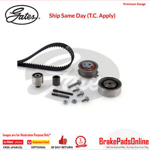 Timing Belt Kit for VOLKSWAGEN Caddy Maxi III 2CH CFHC K025649XS Contains No Sea