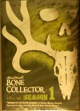 BONE COLLECTOR The COMPLETE FIRST SEASON 16 Episodes + Special Features SEALED