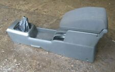 NISSAN X TRAIL T30 CENTRE CONSOLE WITH CLOTH ARMREST & 2X REAR CUP HOLDERS