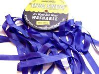 Blue Seam Binding, Hug Snug x 100 Yards, Rayon Seam Binding, Royal Blue