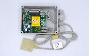 Centralina vasca idromassaggio Glass con sensore livello