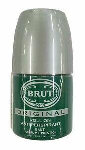 Brut Roll On Antiperspirant Original Deodorant For Men 50ml