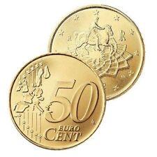 Pièces euro de l'Italie 50 Cent
