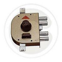 serratura di sicurezza Dx CR 3850 serrature antifurto con cilindro a pompa