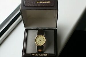 Longines Wittnauer Gentlemans Watch,Boxed and in Mint Condition.