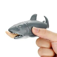 6f13cf72f Shark Eating Human Surfer Leg - Funny Party Bag Pocket Money Squeeze Toy IT