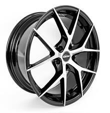 Seitronic® RP5 Machined Face Alufelge 8x18 5x120 ET35 BMW 3er Touring E46 Allrad