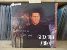 """7"""" Single Gregory Abbott - I Got The Feelin' (It's Over) / Rhyme And Reason"""