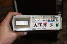 TEST EQUIPMENT ---- FLUKE 8050A DIGITAL MULTIMETER ---- TEST EQUIPMENT