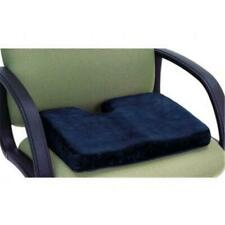 Essential Medical N3010 Memory P.F. Sculpture Comfort Seat Cushion with Cut Out